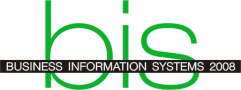 Business Information Systems conference logo